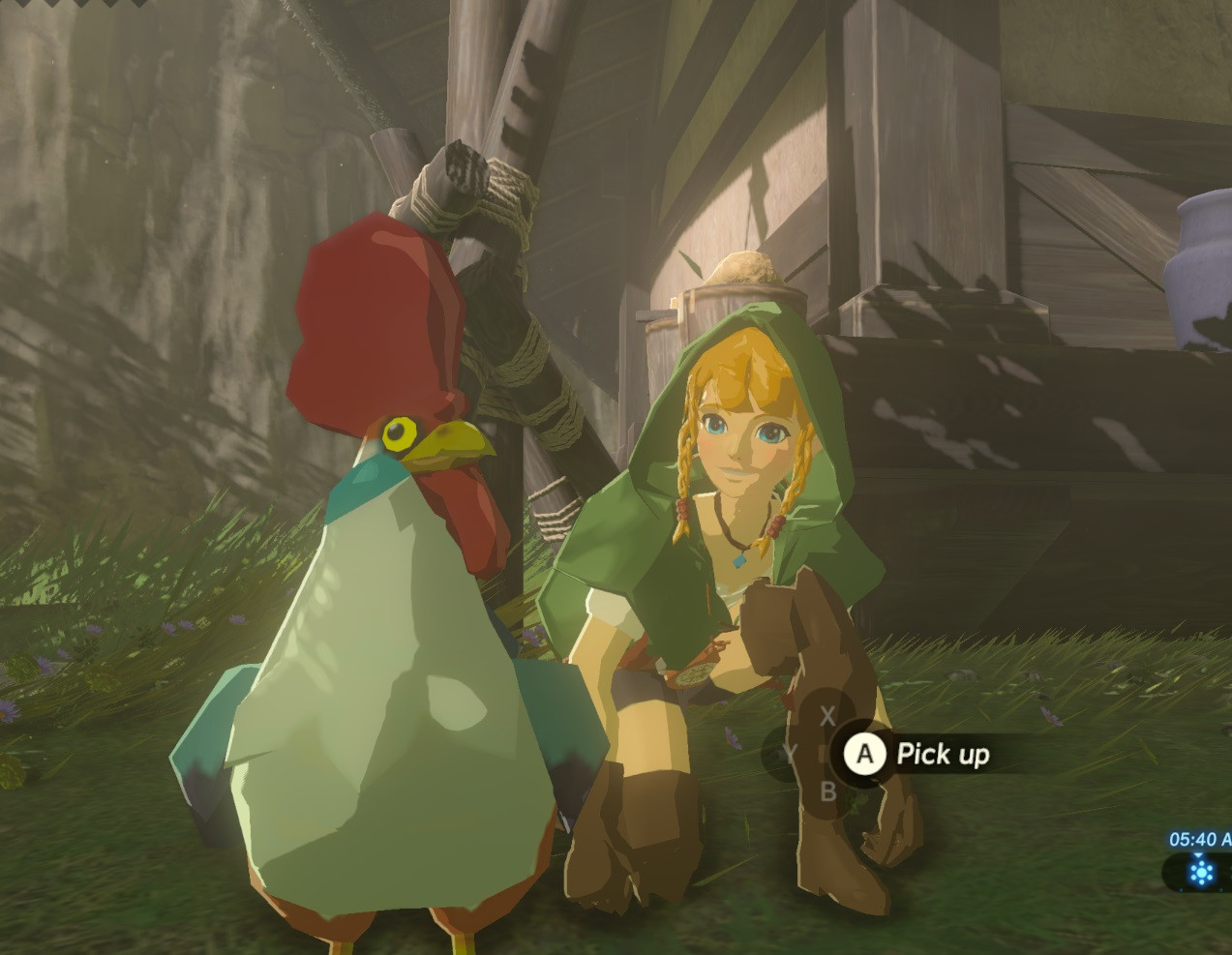 Breath Of The Wild Bosses >> Linkle Mod Makes Breath of the Wild Even Better | Cat with Monocle