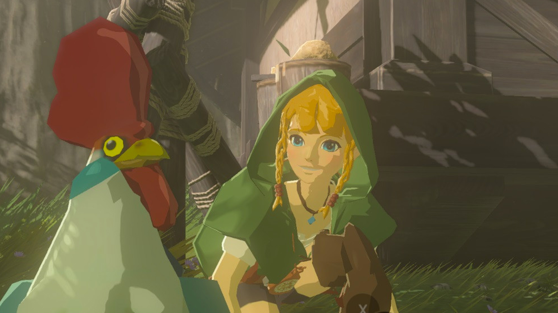 Linkle Mod Makes Breath of the Wild Even Better | Cat with Monocle
