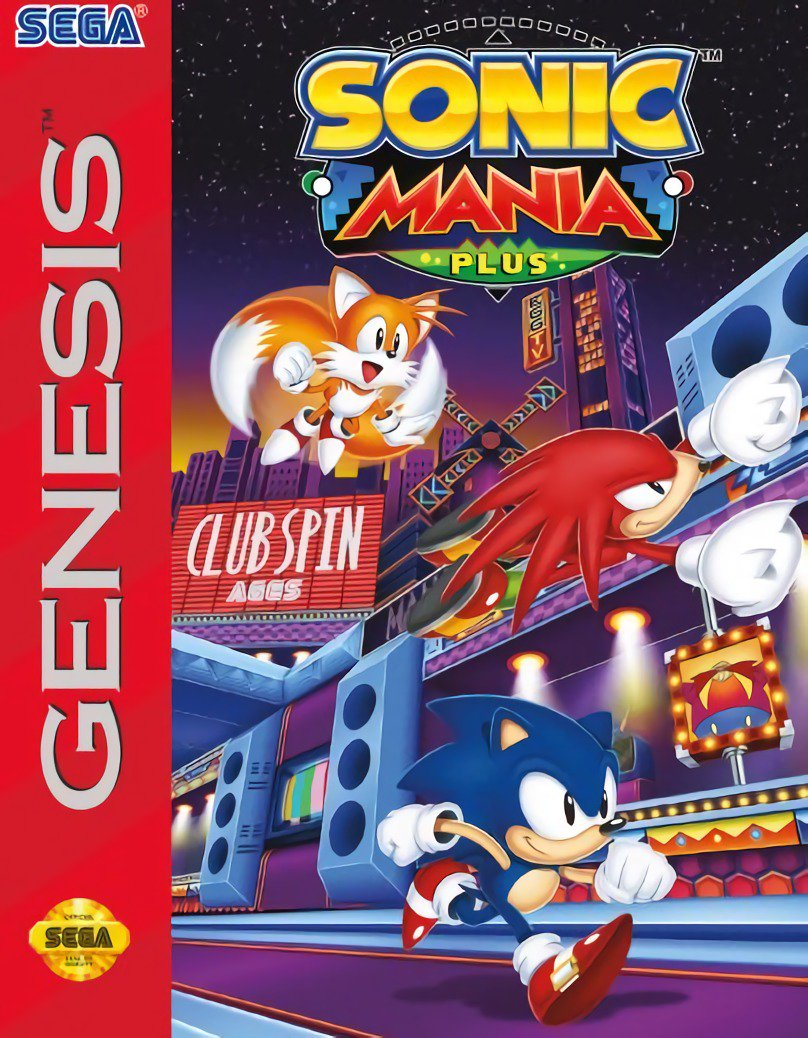 Sonic Mania Plus Coming This Summer Cat With Monocle
