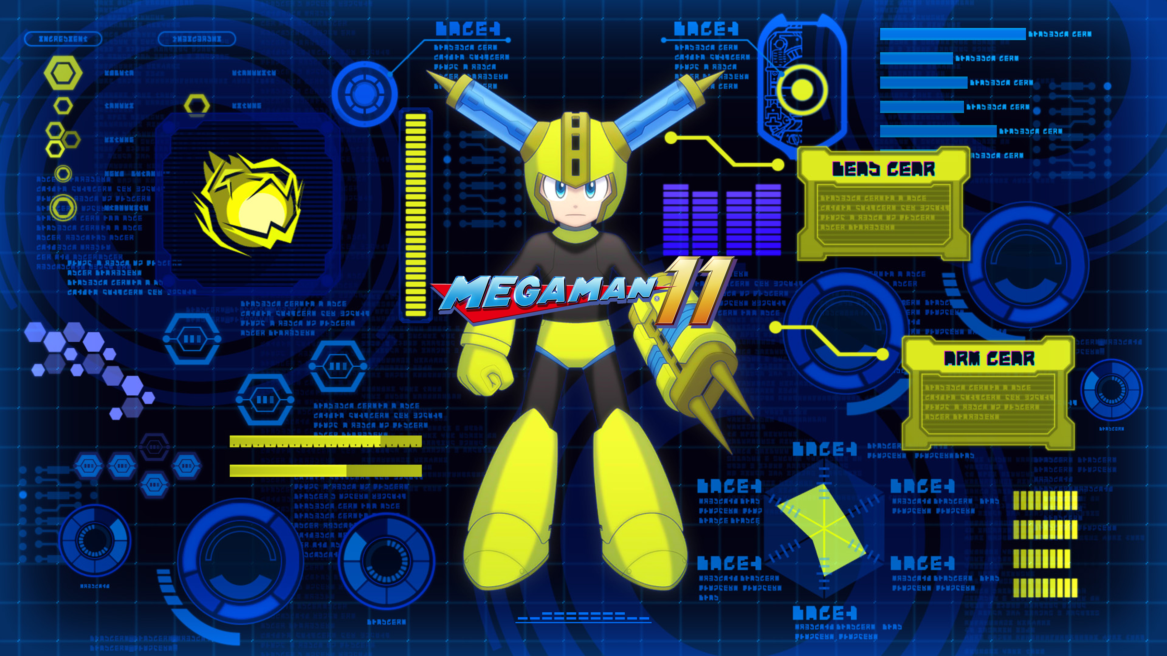 More Mega Man 11 Wallpapers