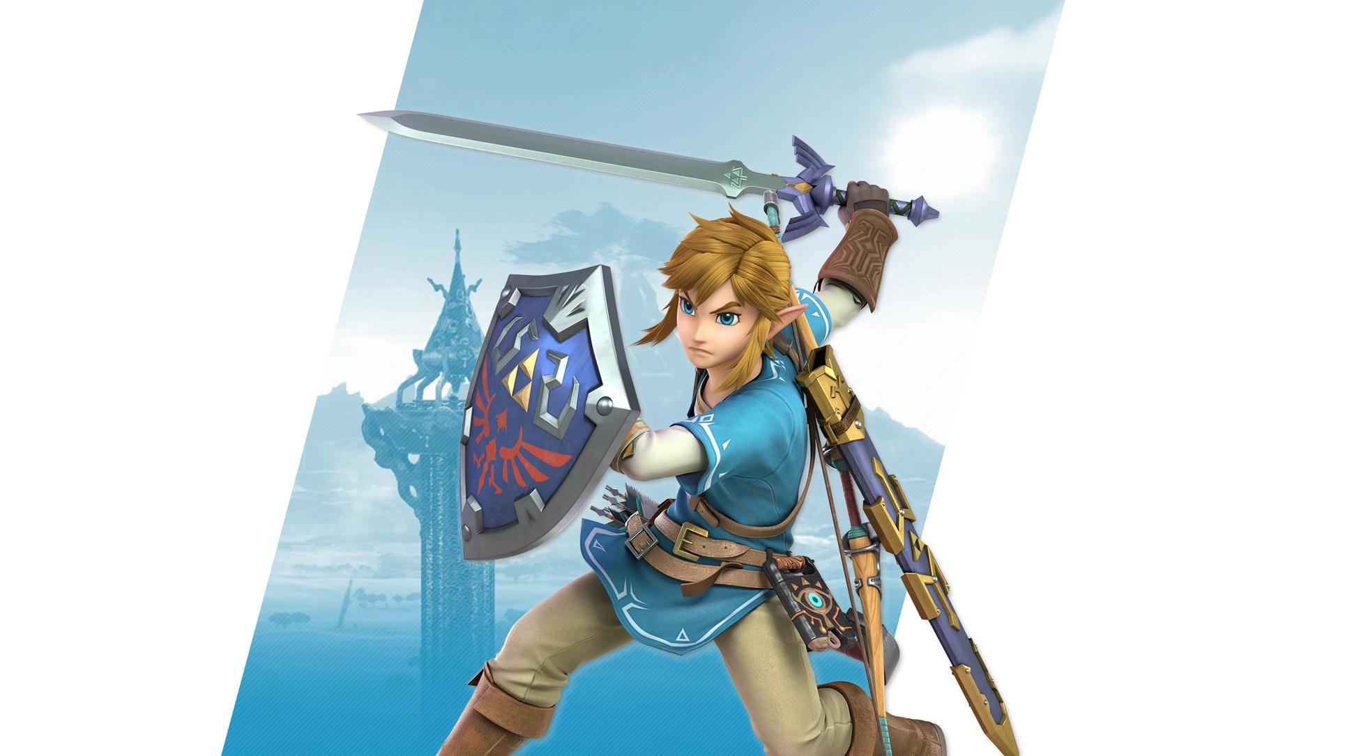Super Smash Bros Ultimate Link