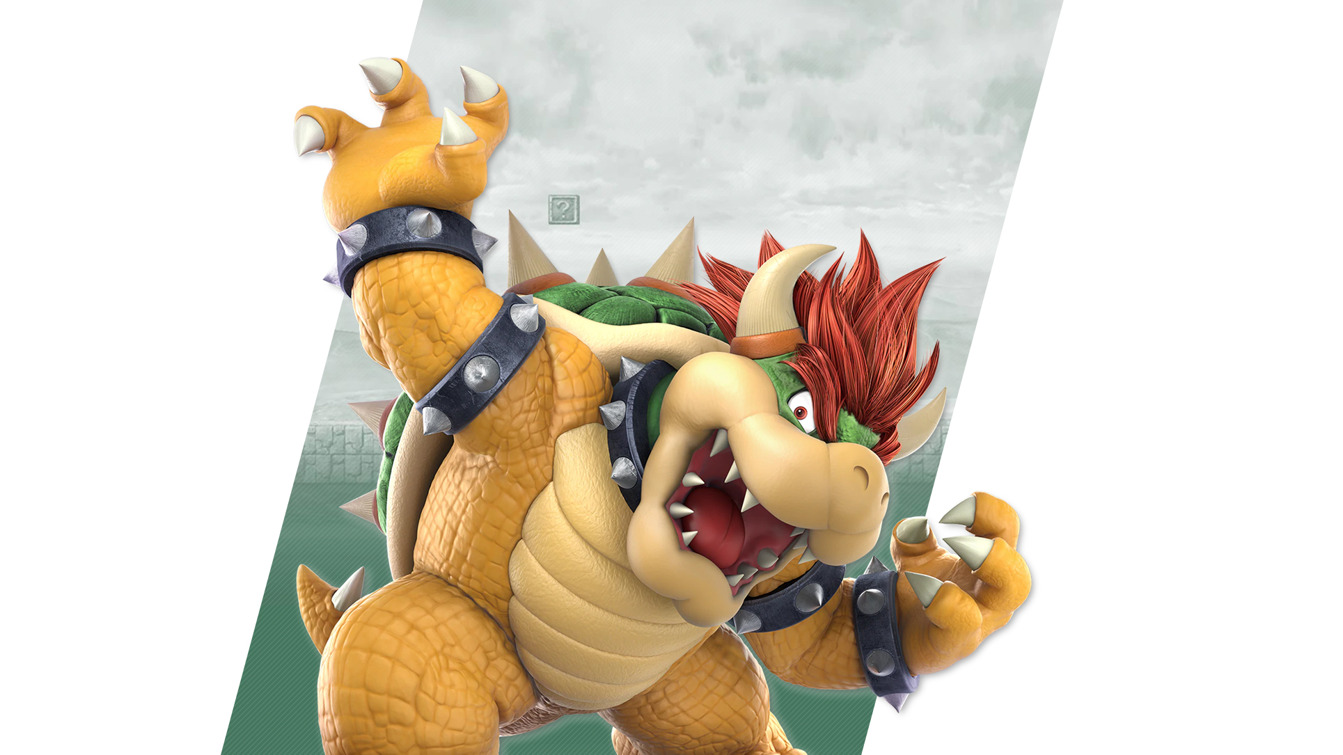 Super Smash Bros Ultimate Bowser Wallpapers Cat With Monocle