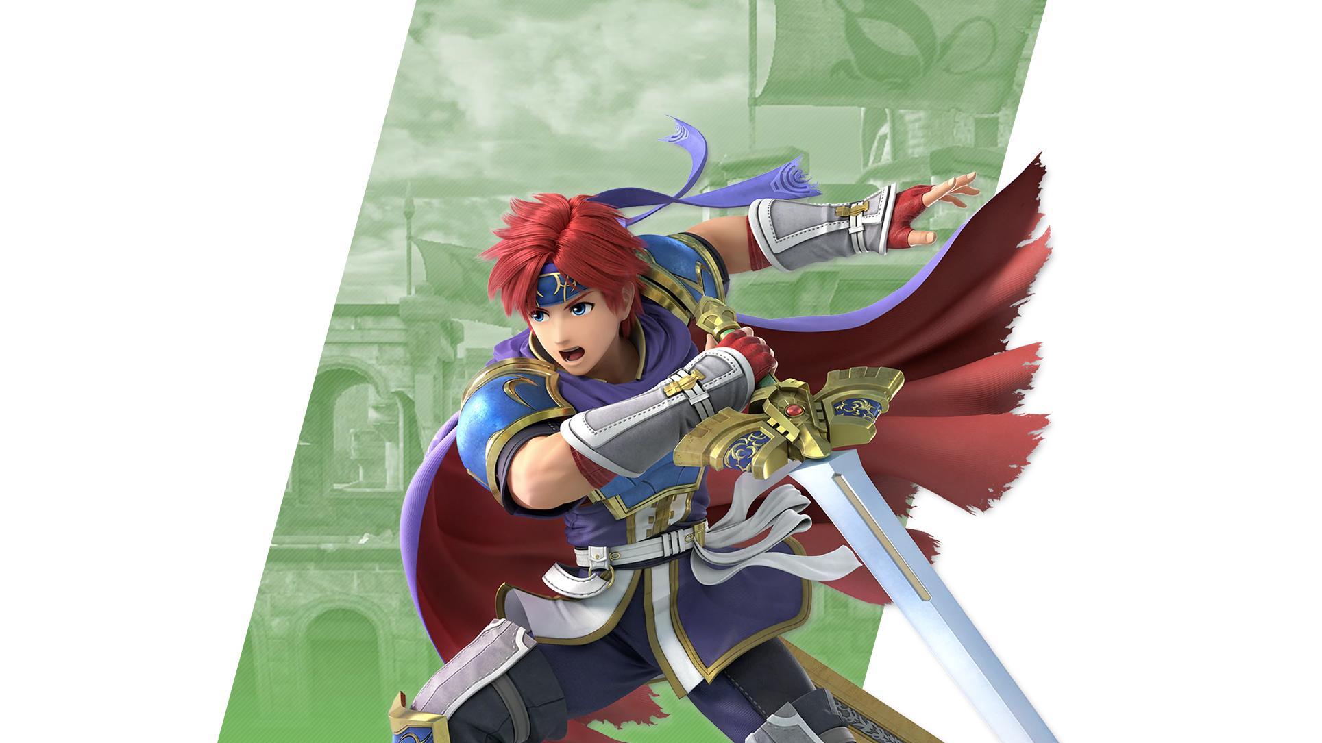 Super Smash Bros Ultimate Roy