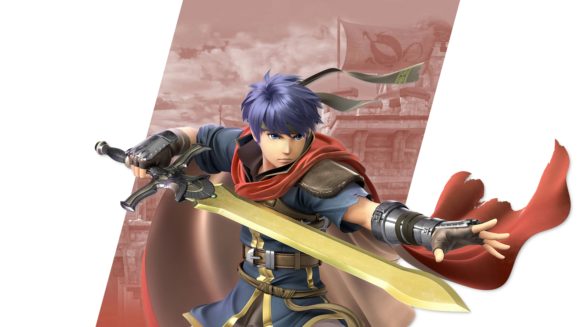 Super Smash Bros Ultimate Ike Wallpapers   Cat with Monocle
