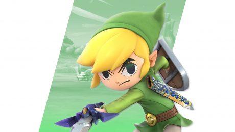 Super Smash Bros Ultimate Toon Link Wallpapers