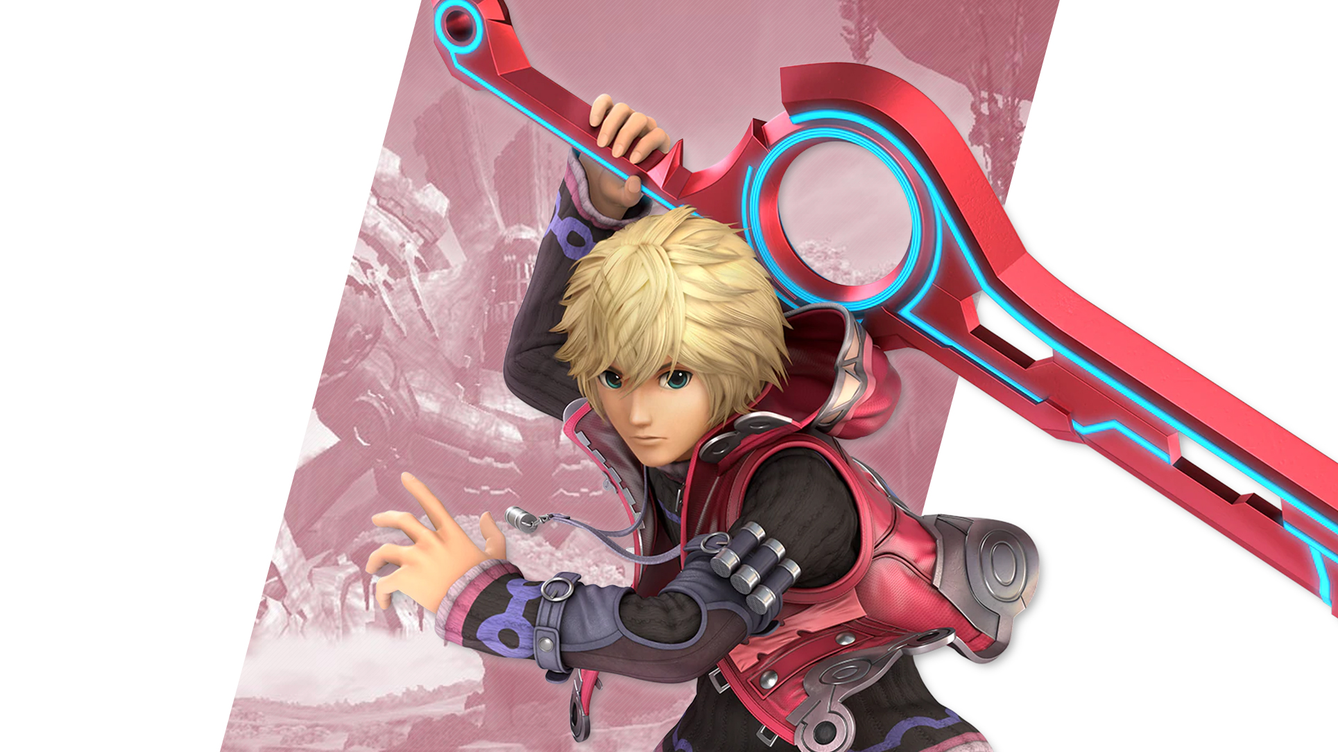 Super Smash Bros Ultimate Shulk Wallpapers Cat With Monocle