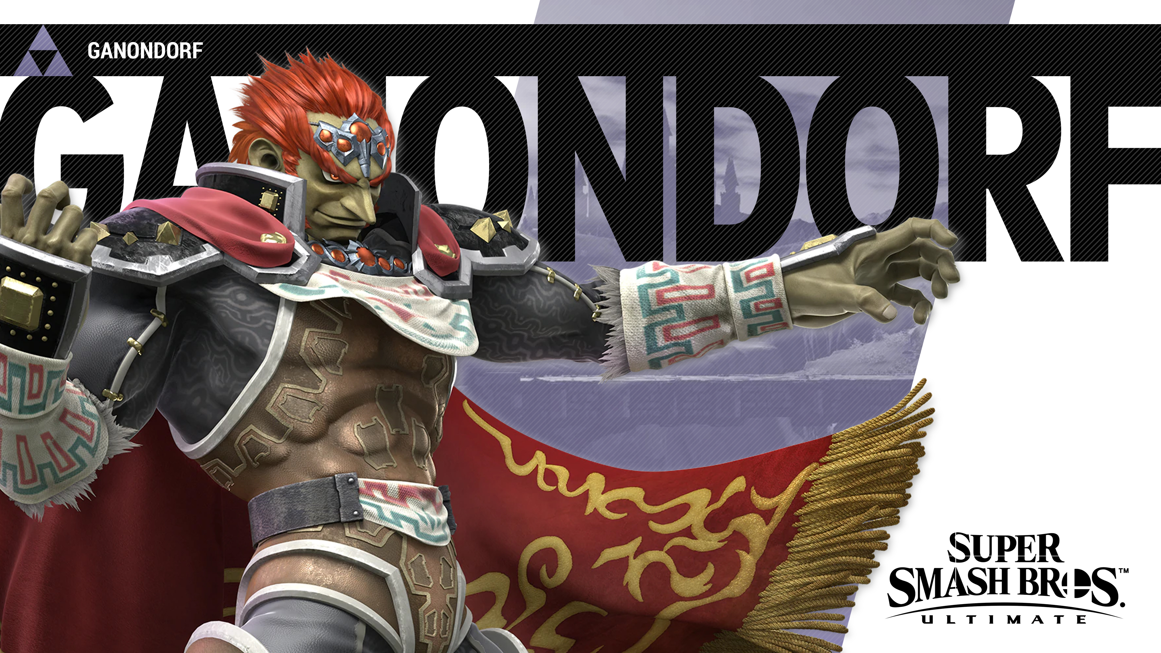 Super Smash Bros Ultimate Ganondorf Wallpapers Cat With