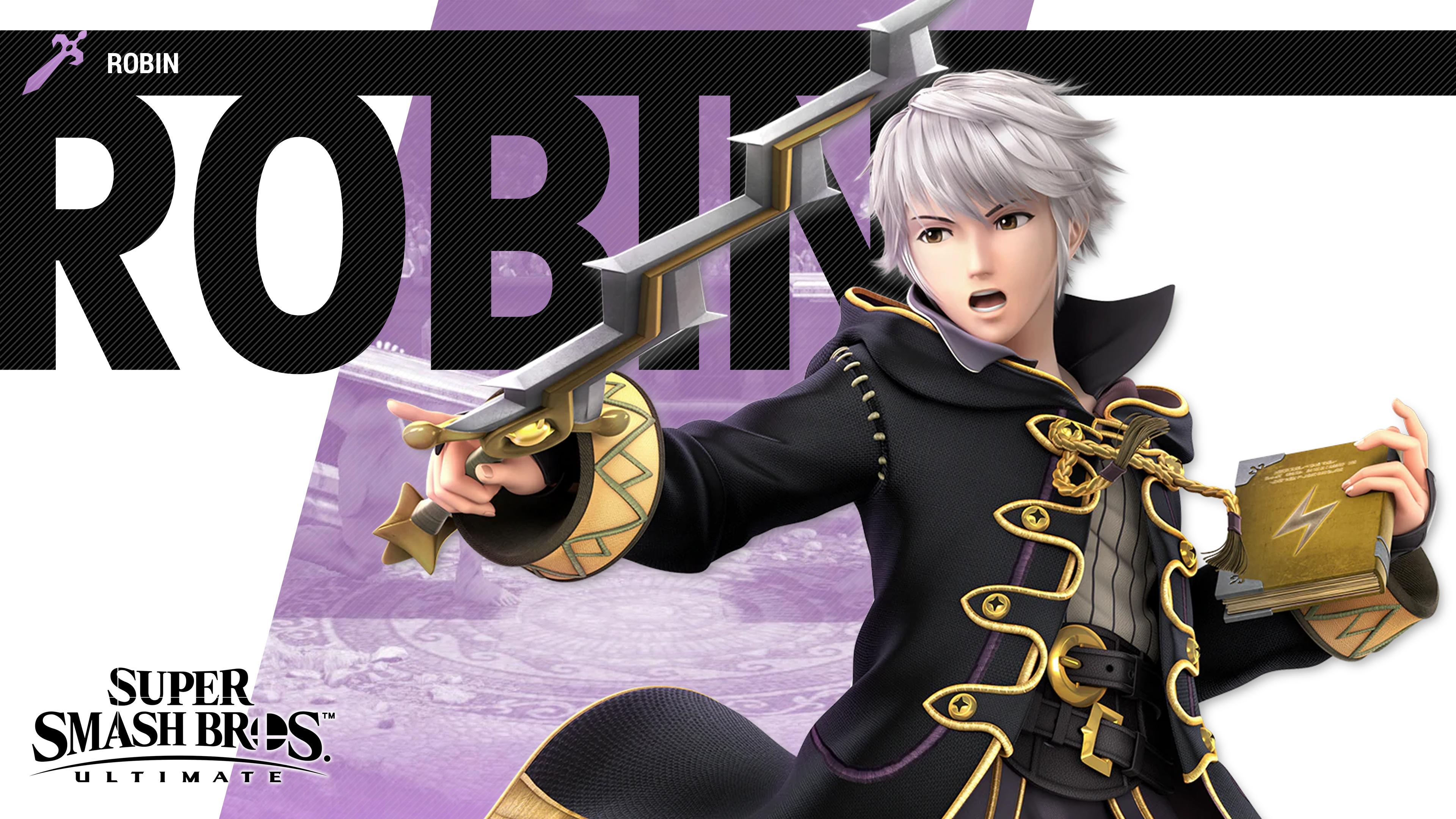 Ssbu 56 Robin Smash Bros Ultimate