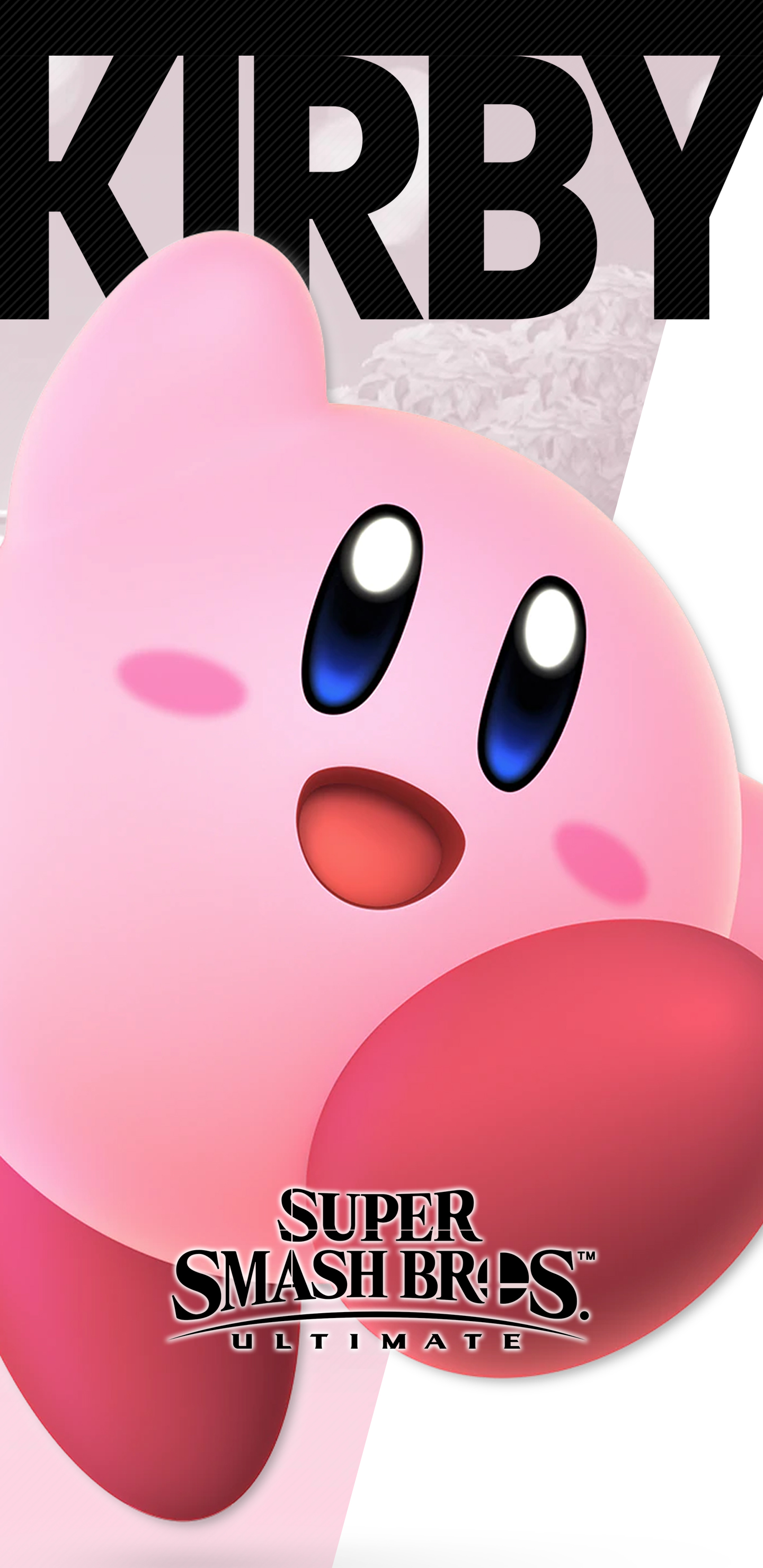 Super Smash Bros Ultimate Kirby Wallpapers Cat With Monocle