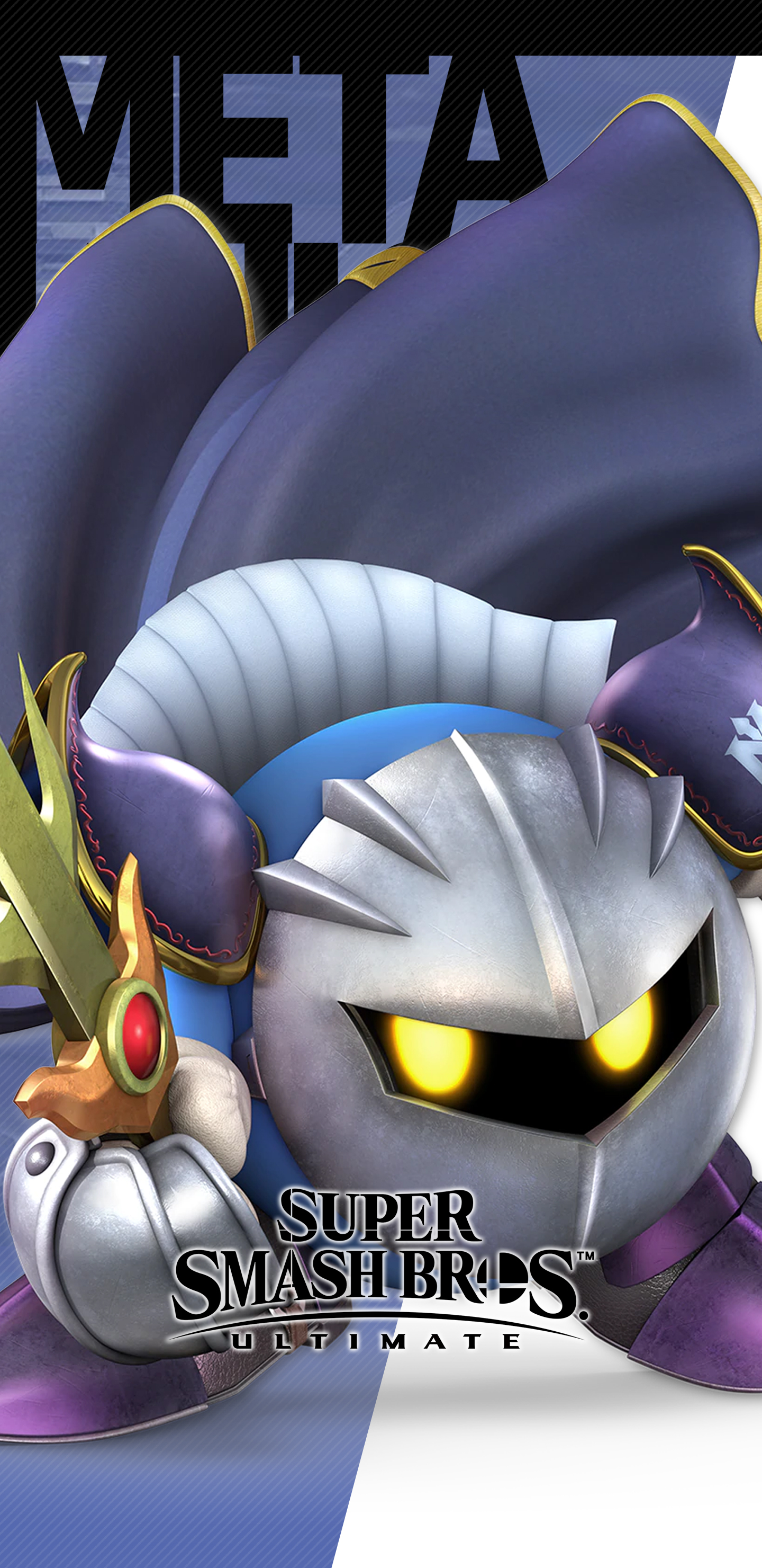 Super Smash Bros Ultimate Meta Knight Wallpapers Cat With Monocle