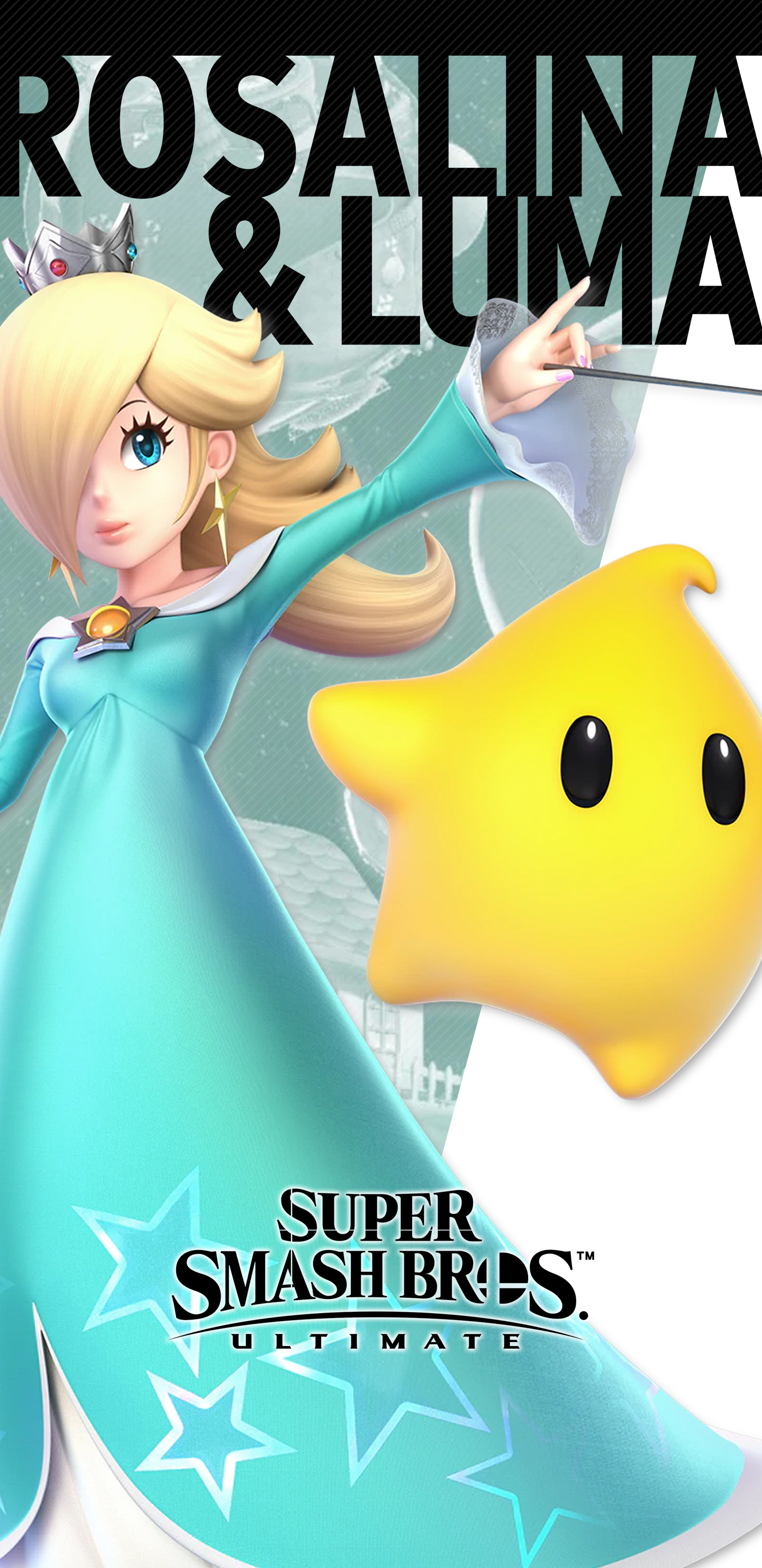 Super Smash Bros Ultimate Rosalina And Luma Wallpapers Cat With