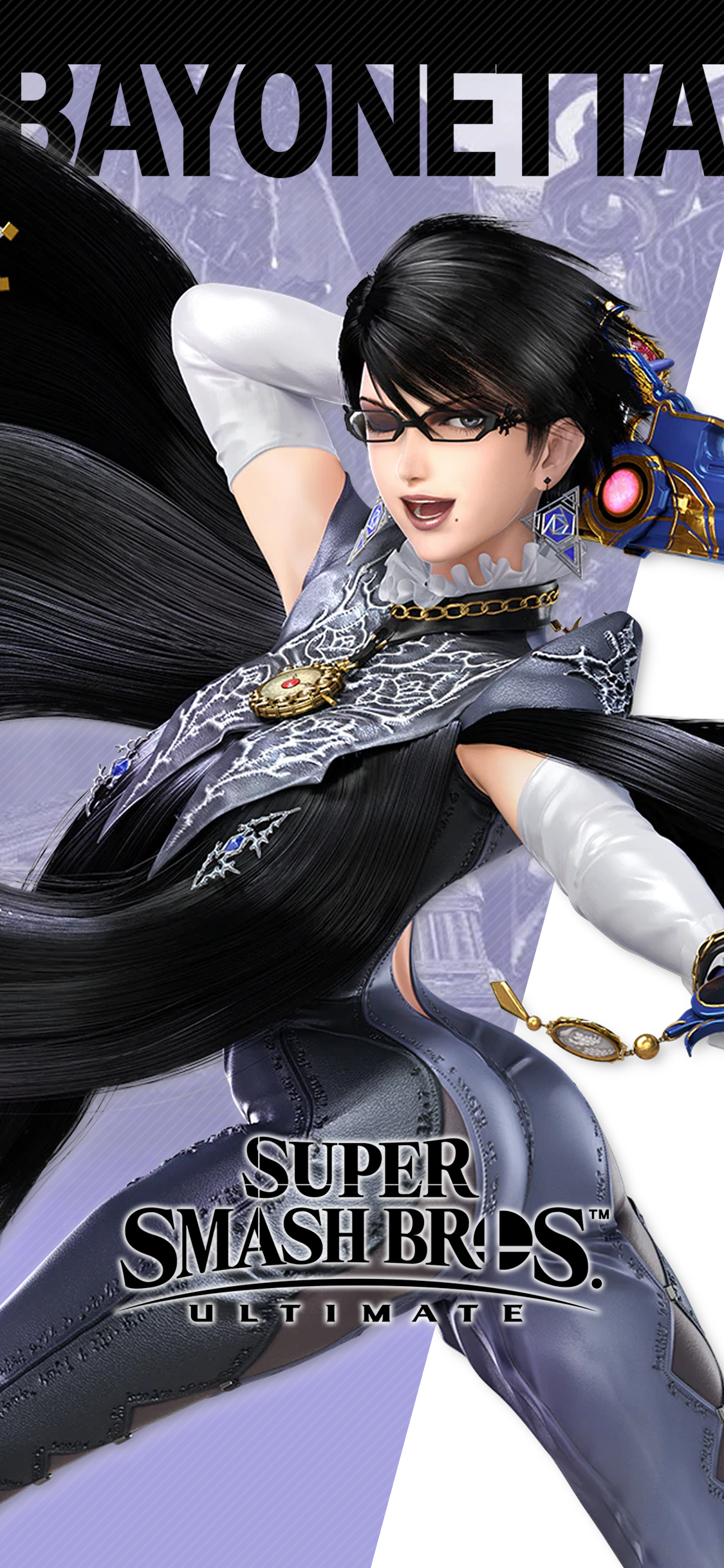 Super Smash Bros Ultimate Bayonetta Wallpapers Cat With