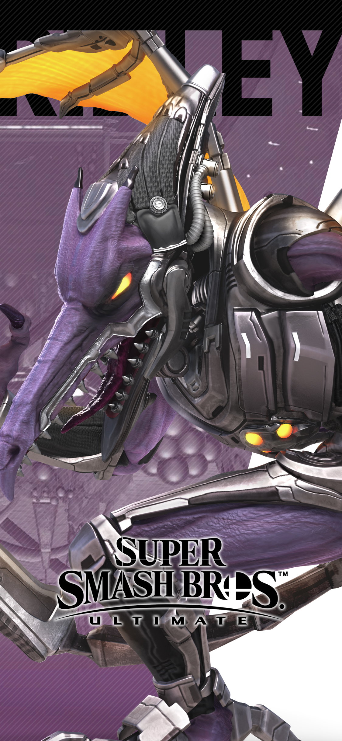 Super Smash Bros Ultimate Meta Ridley Wallpapers Cat With Monocle