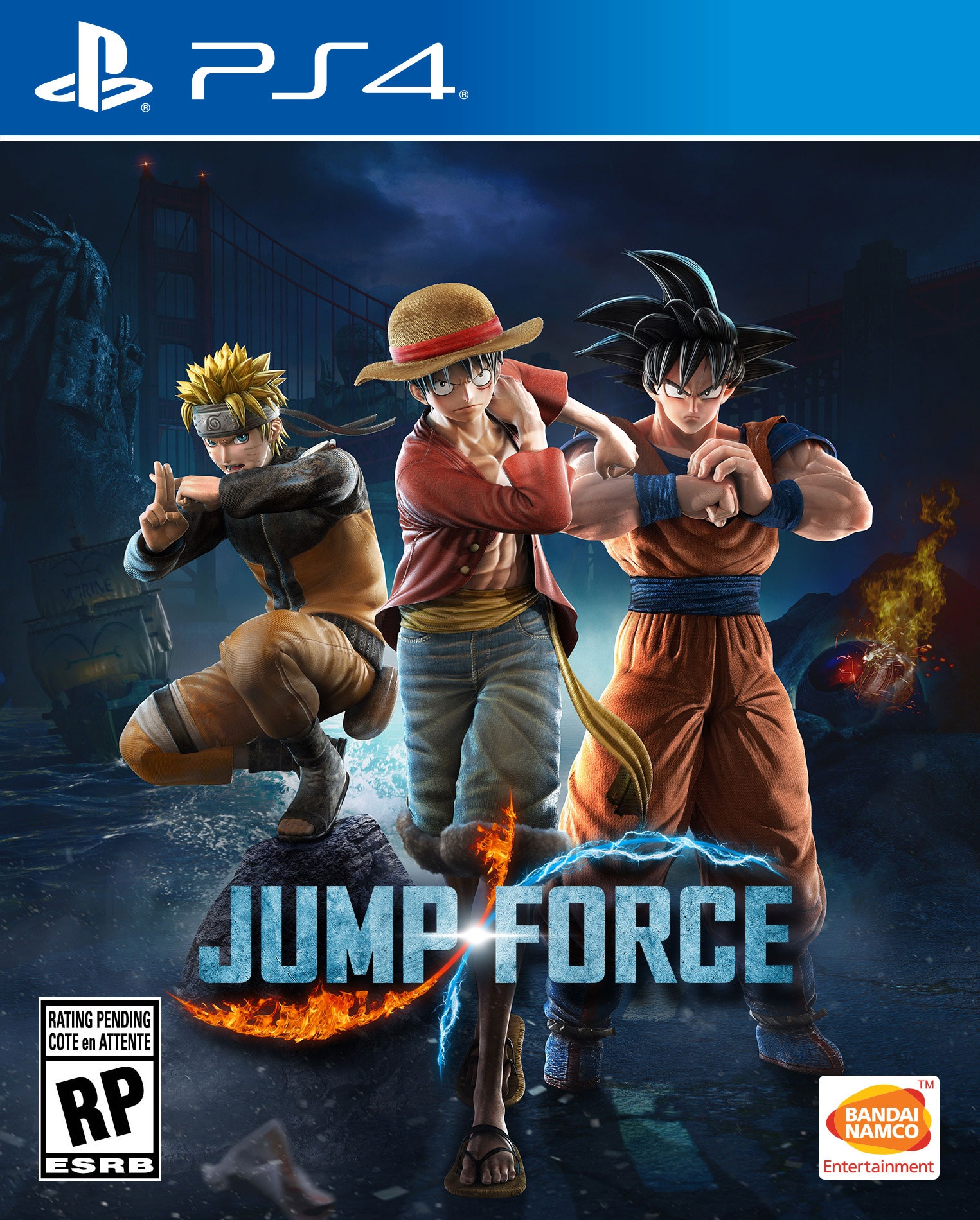 One Piece World Seeker Story Trailer Reveals 2 New: Jump Force Release Date Confirmed