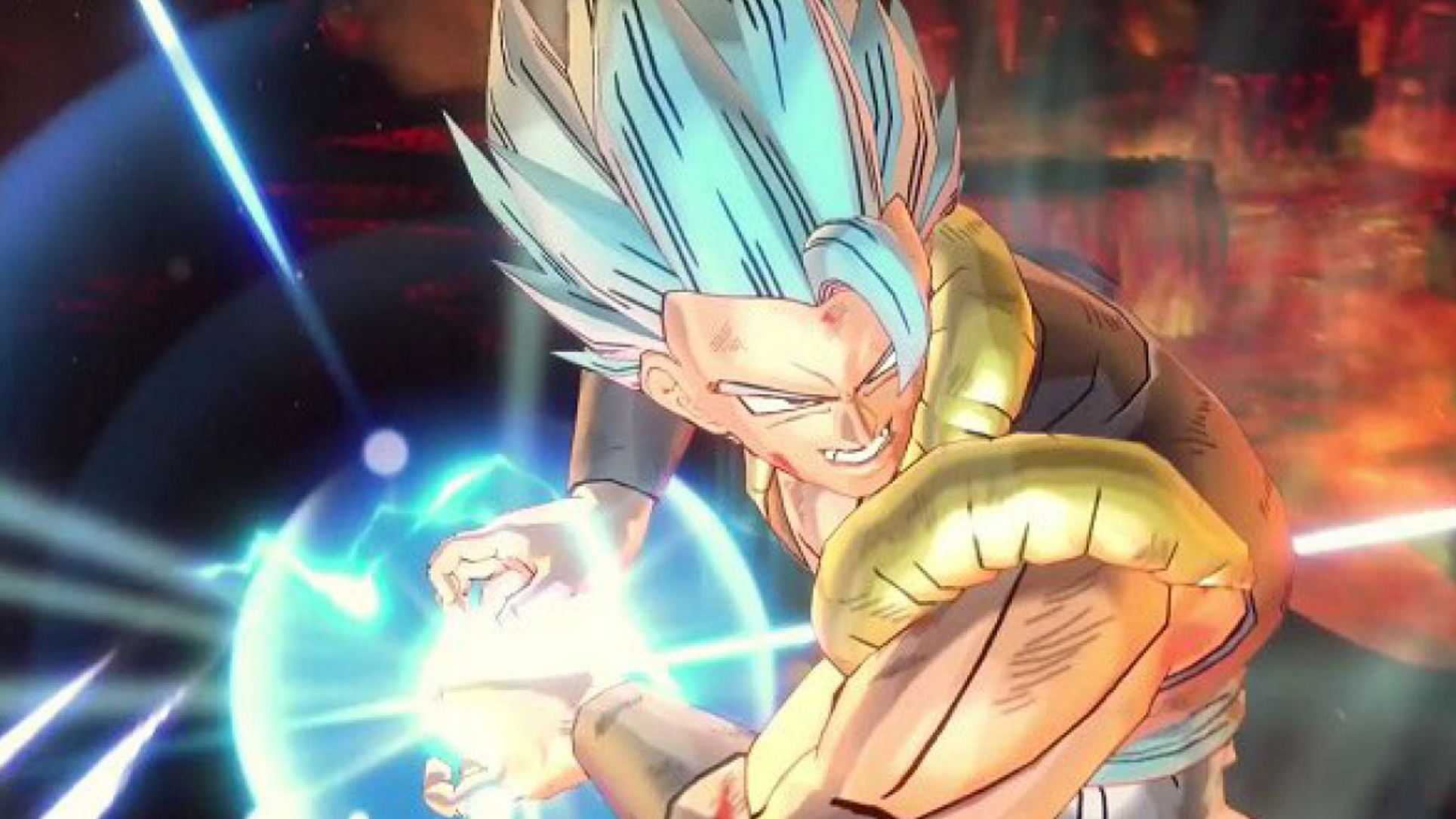 Ssgss Gogeta Fuses Into Xenoverse 2 S Extra Pack 4 Cat With Monocle