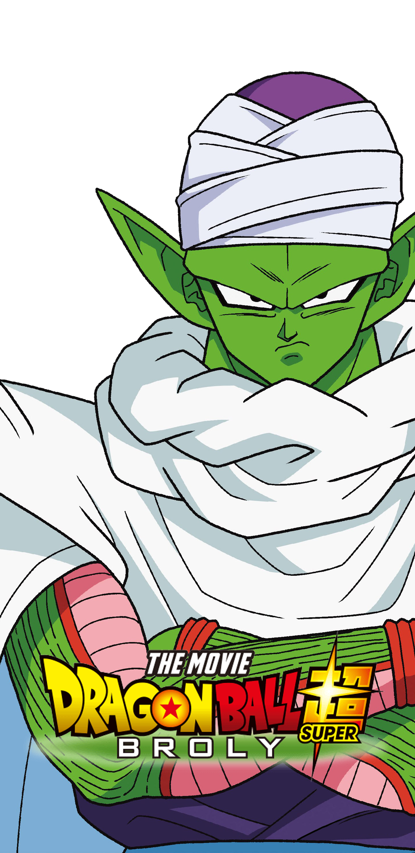 Dragon Ball Super Broly Piccolo Wallpapers Cat With Monocle