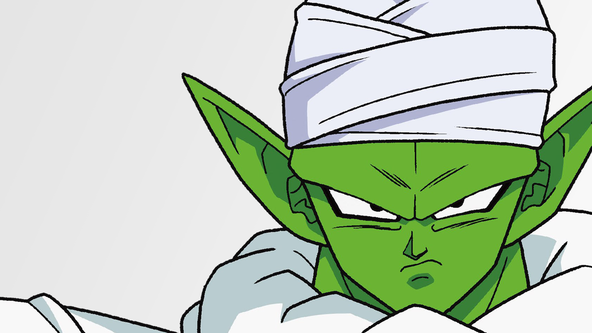 Dragon Ball Super Broly: Piccolo Wallpapers | Cat with Monocle