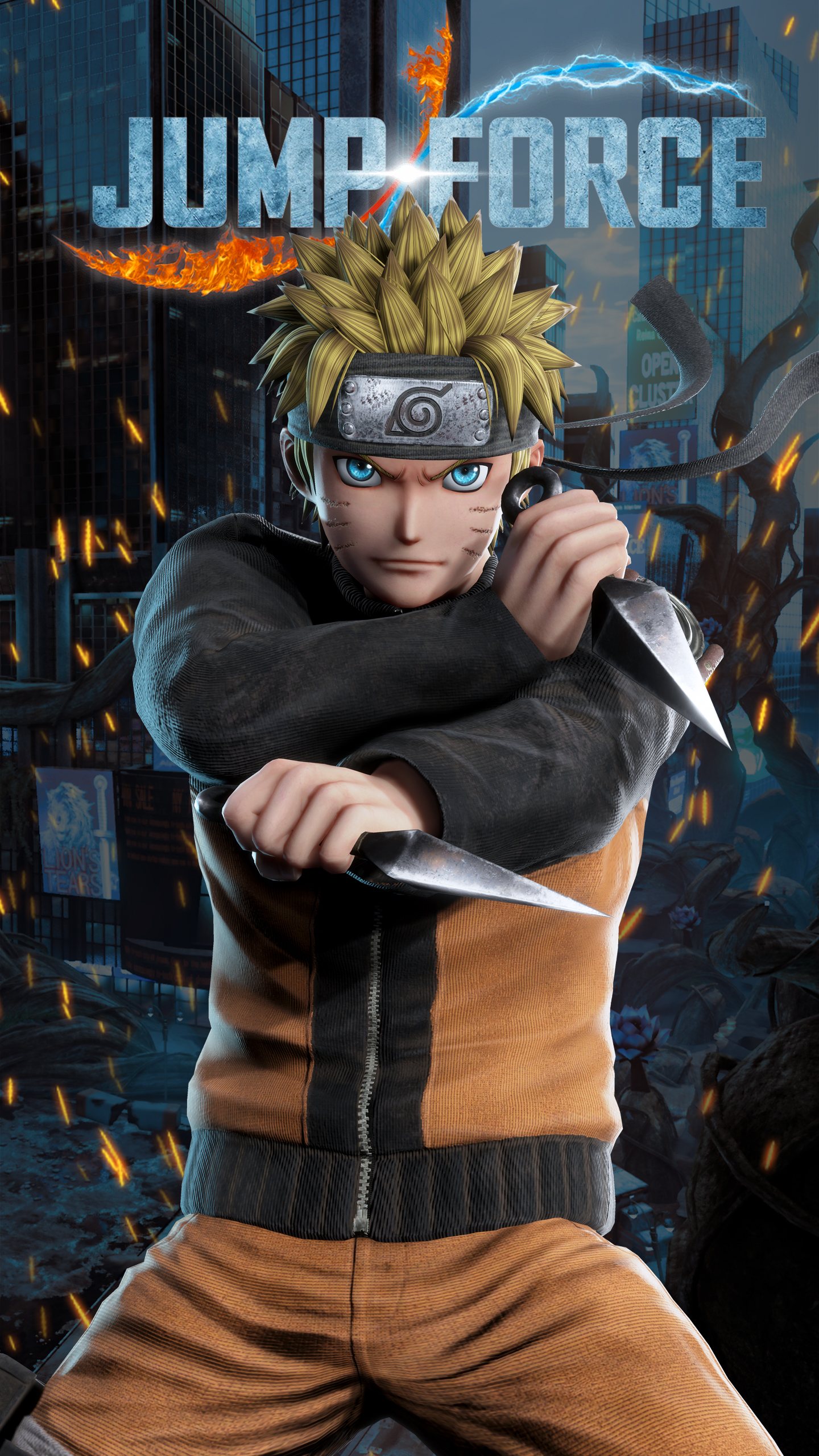 jumpforce naruto