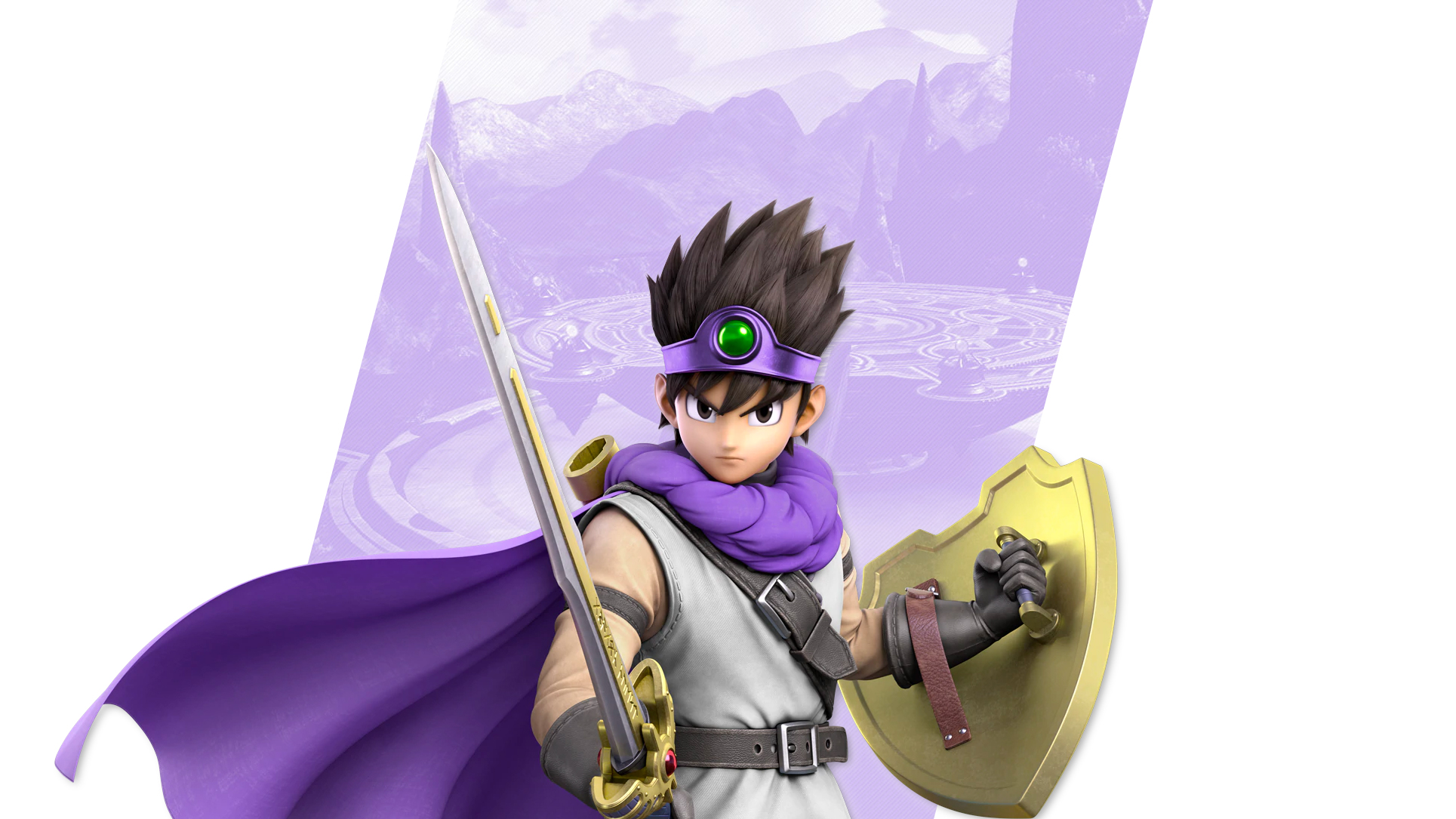Super Smash Bros Ultimate Hero Costume 6 Wallpapers Cat With Monocle