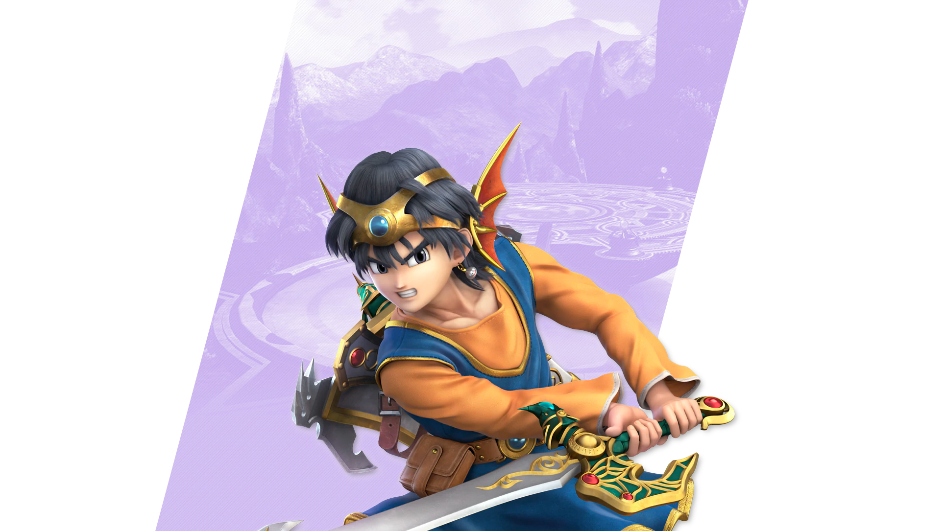Super Smash Bros Ultimate Hero Costume 7 Wallpapers Cat With Monocle