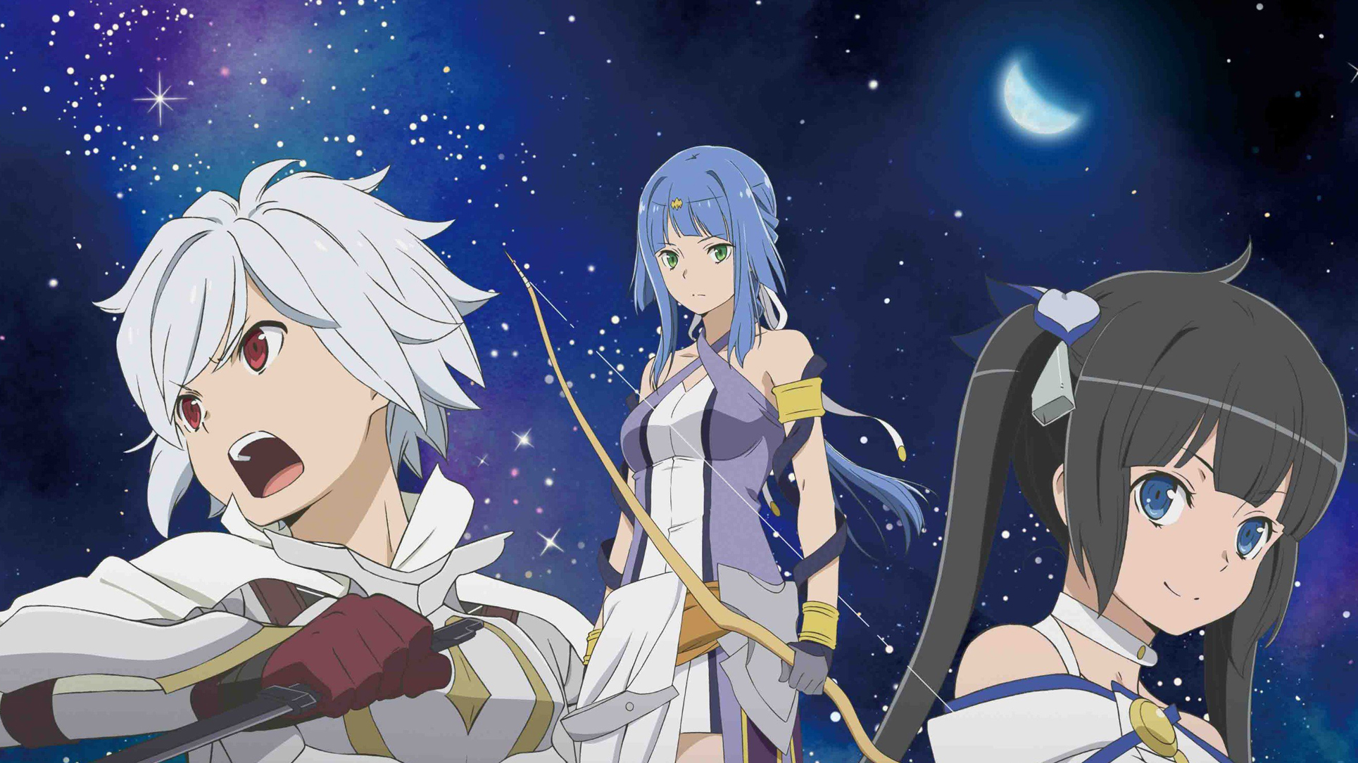 Is It Wrong To Try To Pick Up Girls In A Dungeon Arrow Of The