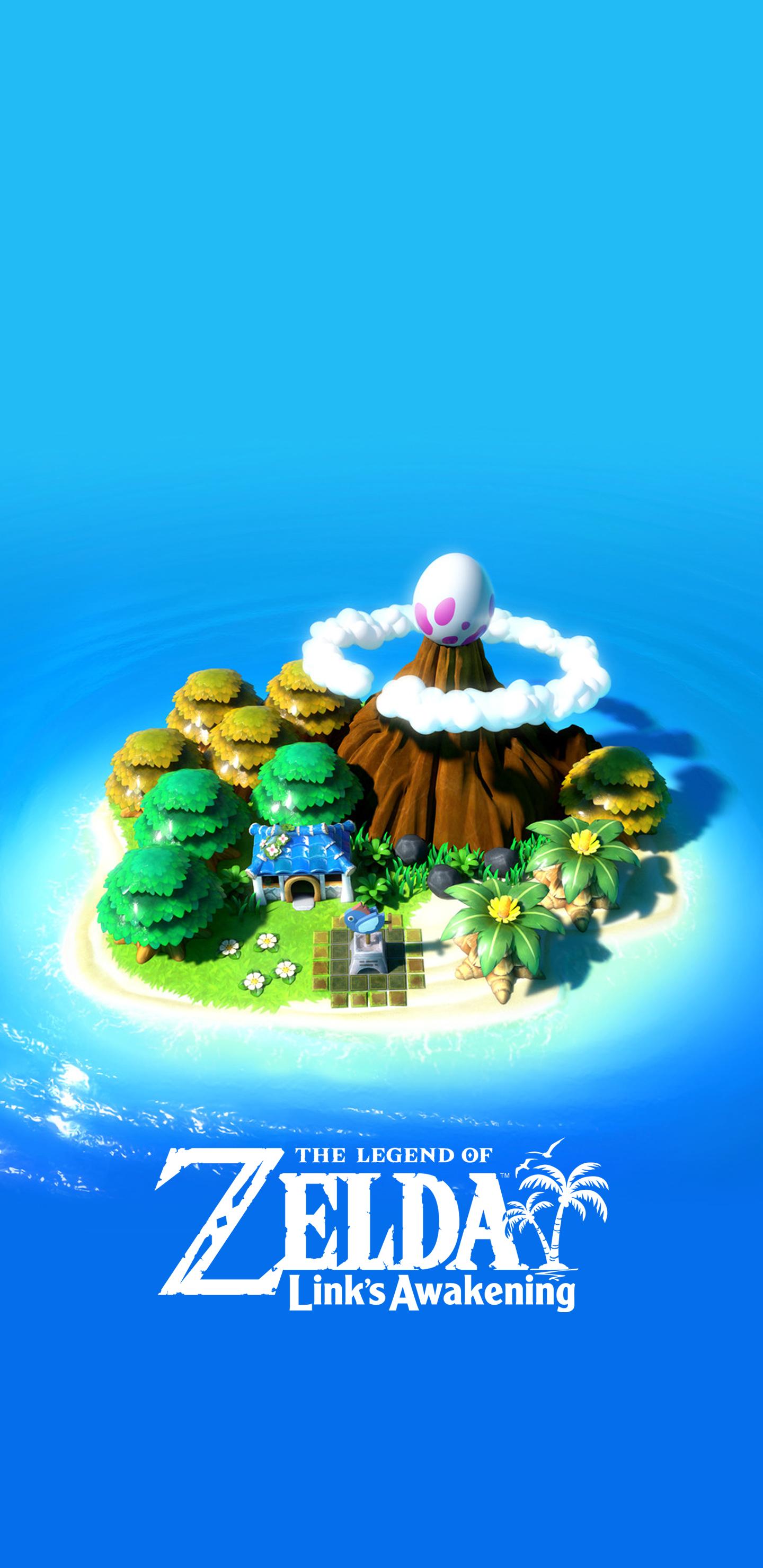 The Legend Of Zelda Link S Awakening Koholint Island Wallpaper Cat With Monocle