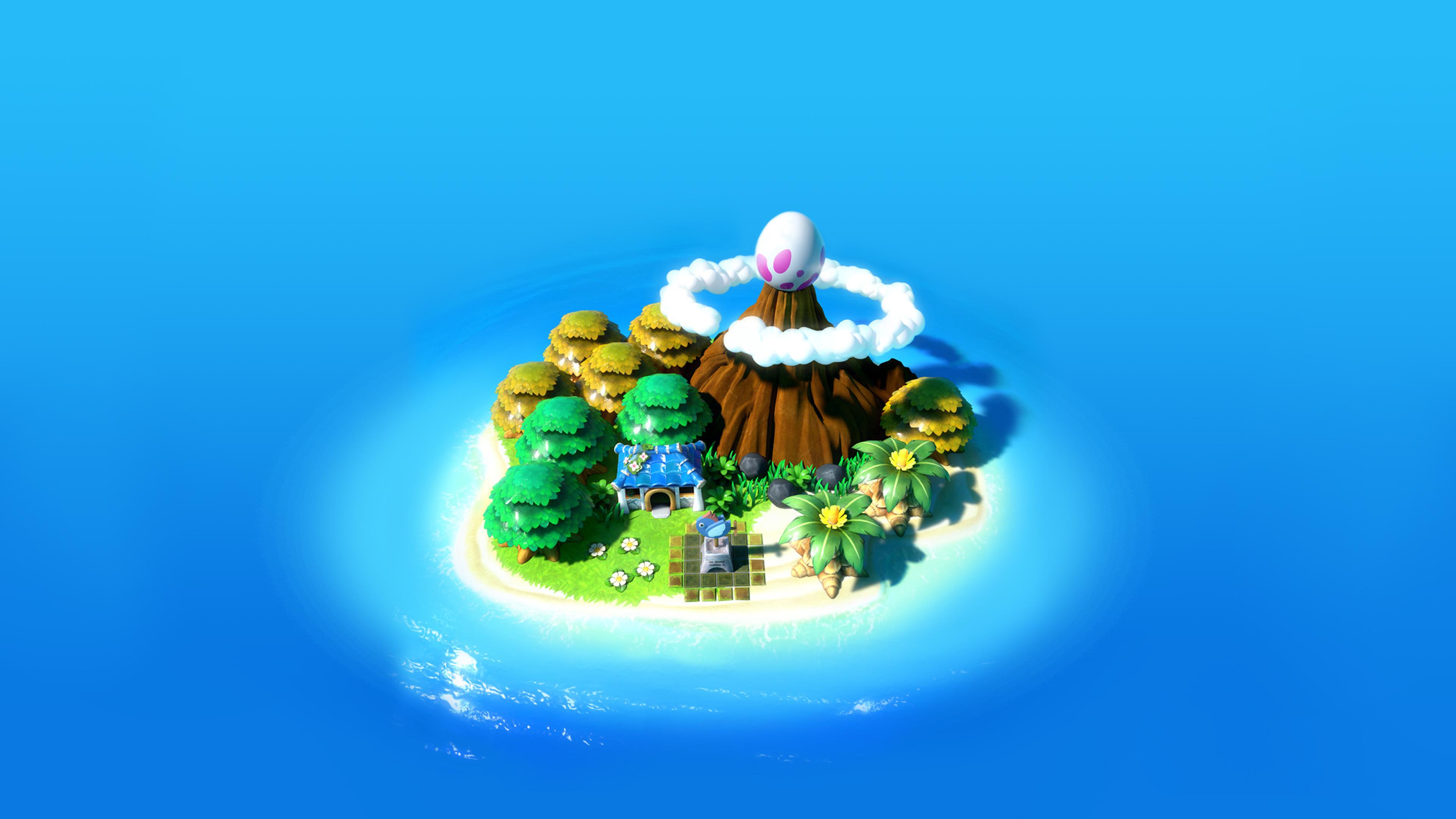The Legend of Zelda: Link's Awakening Koholint Island (No ...