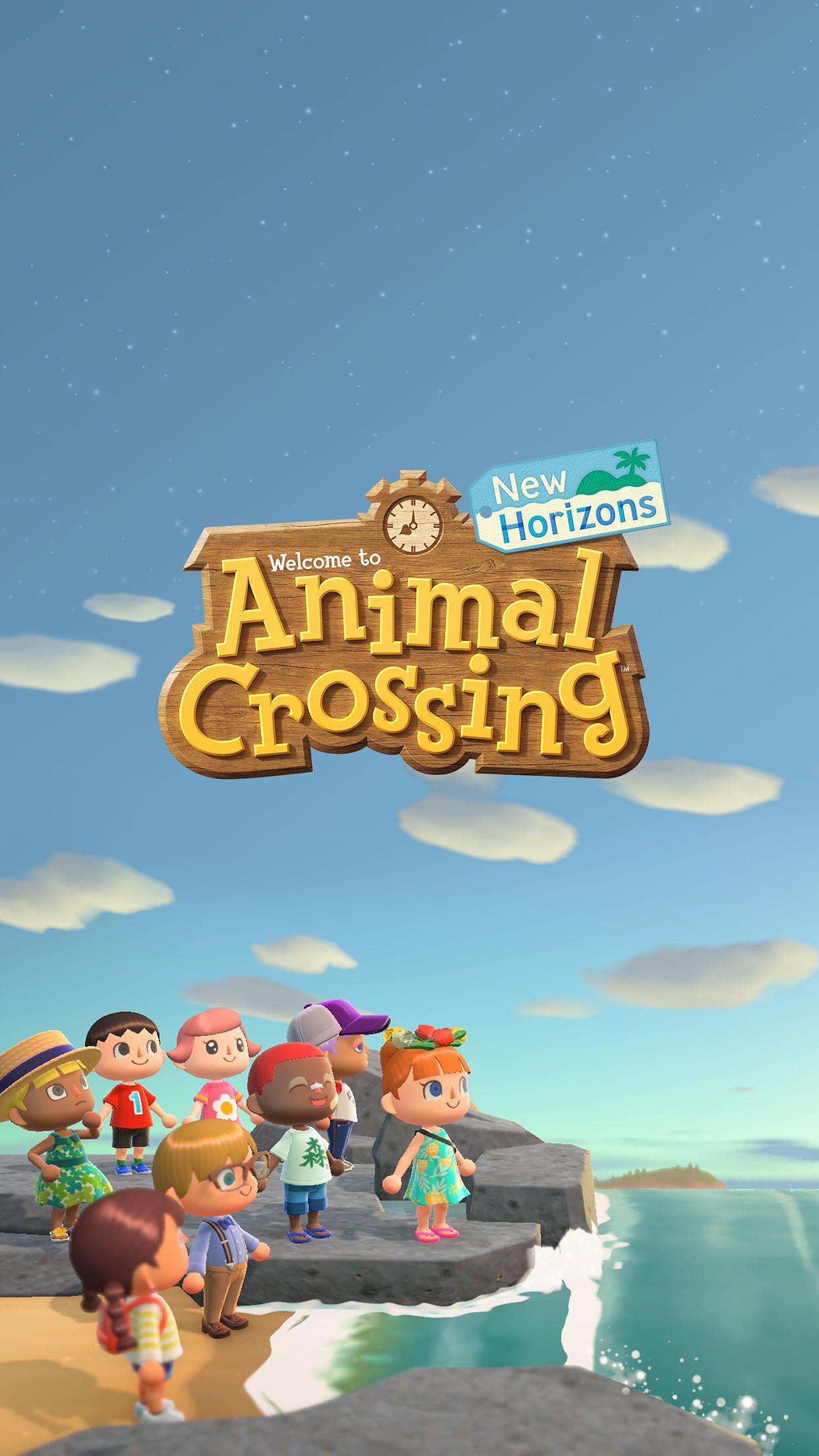 Animal Crossing New Horizons Wallpapers - Animal crossing ...