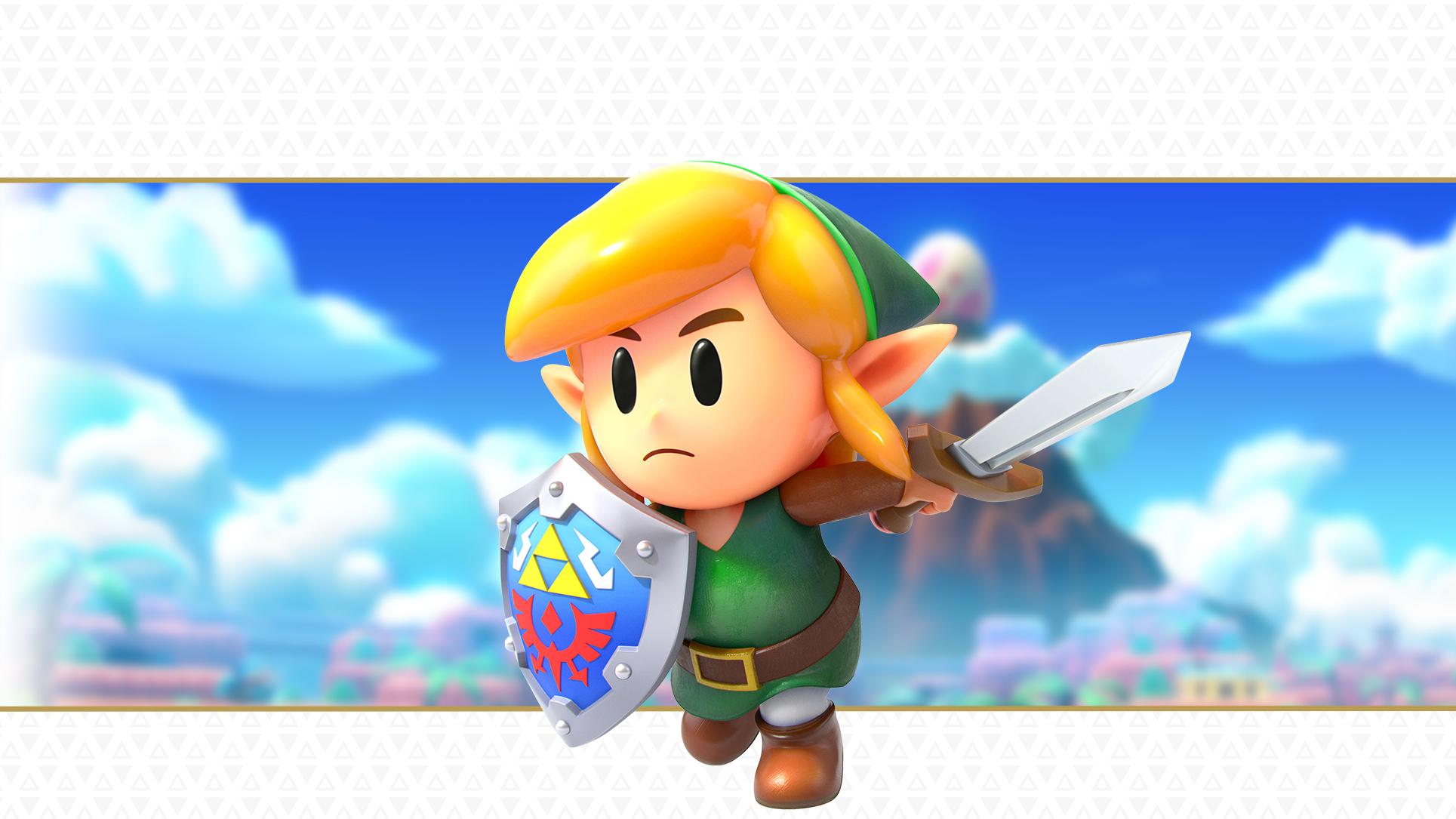 The Legend of Zelda: Link's Awakening Link Version 2 ...