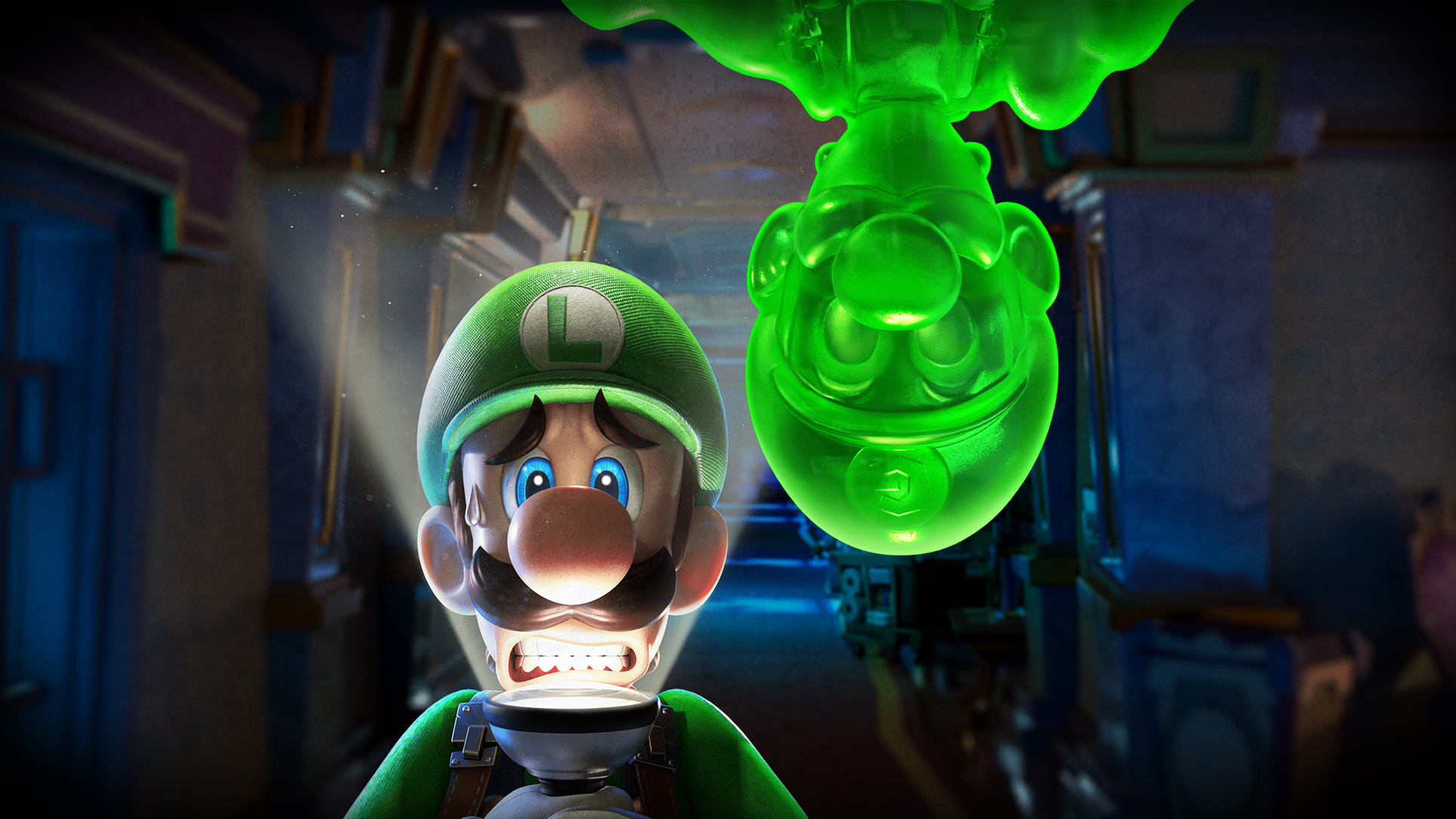 Luigi S Mansion 3 Wallpapers Cat With Monocle