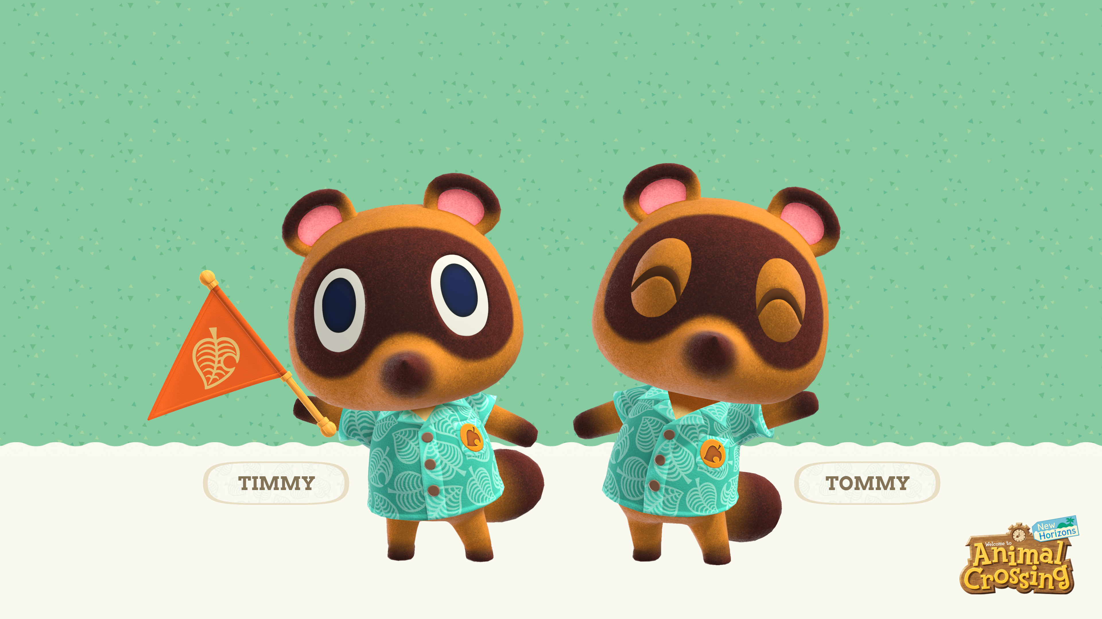 ac new horizons characters timmy tommy 3840x2160 1