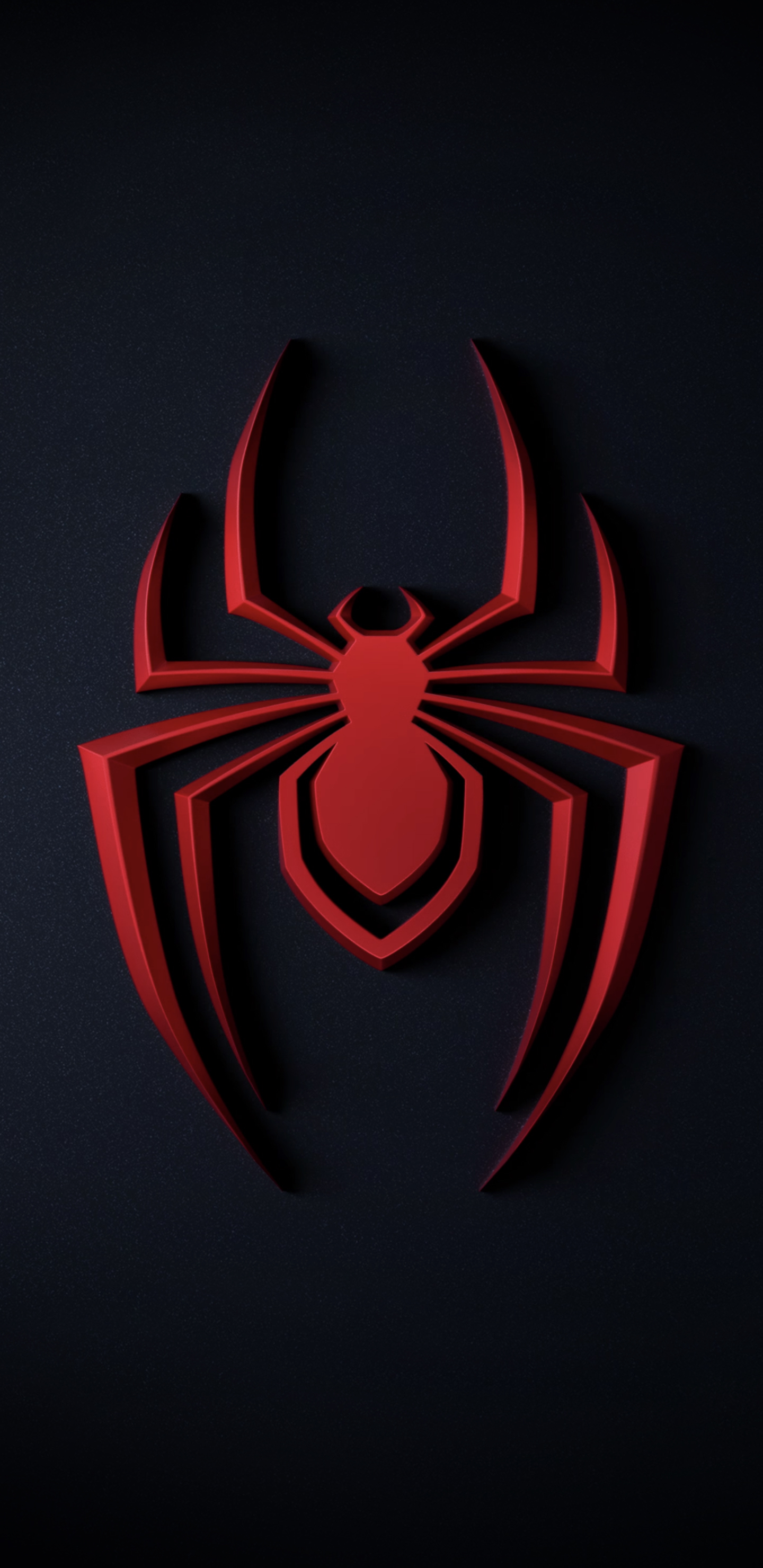 Spider Man Miles Morales Logo Wallpaper Cat With Monocle